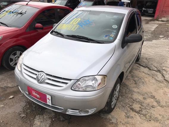 Volkswagen Fox City 1.0 8v 2007 (flex) (prata)