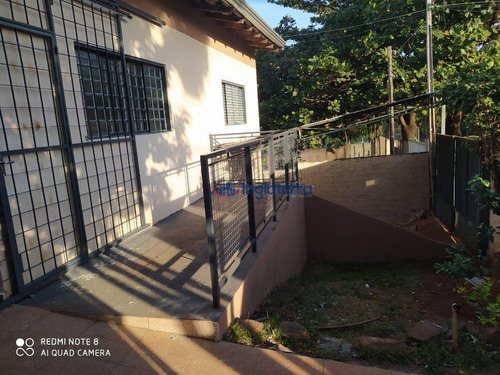Casa À Venda, 270 M² Por R$ 495.000,00 - Vila Larsen 1 - Londrina/pr - Ca1506