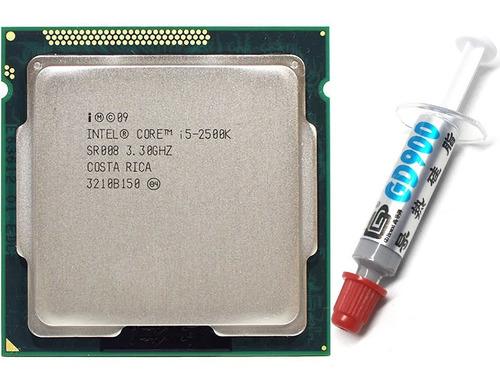 Imagem 1 de 7 de Processador Intel Core I5 2500k 3.30ghz + Pasta Térmica