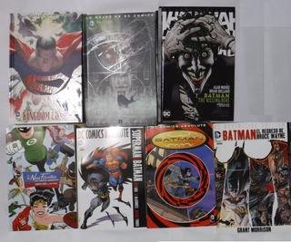 Batman Varios Dc/vertigo Televisa Precio En Descripción