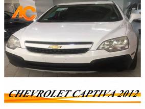 Chevrolet Captiva (enganche)