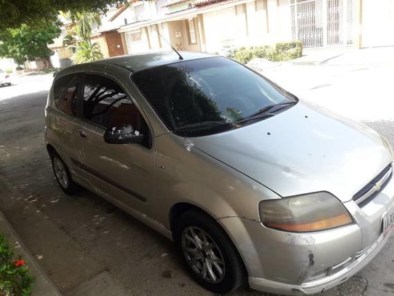 Chevrolet Aveo Tres Puerta
