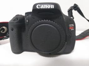 Câmera Canon T3i Lente 18-135mm E Acessórios 1541 Clicks