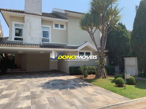 Imagem 1 de 15 de Casa Em Condomínio 4 Suítes, 350 M² - Santana De Parnaíba - Alphaville - Do5854