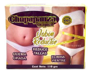 Jabón Chupapanza Original Jabón Reductor 110 Grs