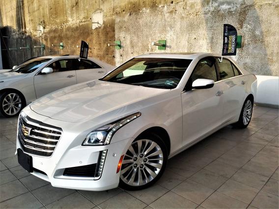Cadillac Cts 2018 Premium Unidad Demo Agencia Cadillac Semin