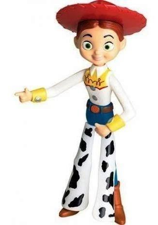 Boneca Jessie Toy Story Grow - Produto Novo Na Caixa Oferta!