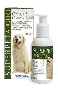 Superpet Omega 6:3 Para Perro Adultos