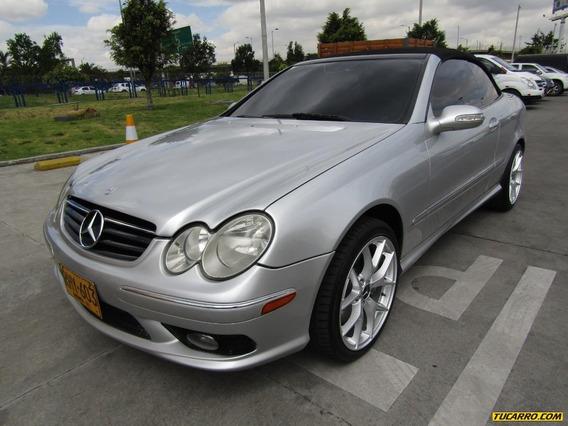 Mercedes Benz Clase Clk Clk500