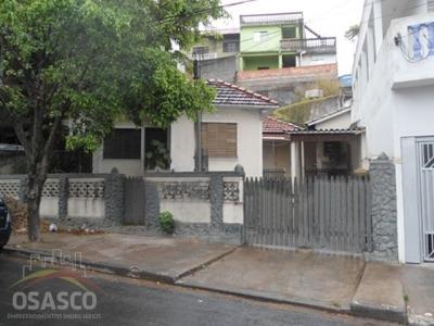 Ref.: 2604 - Casa Terrea Em Osasco Para Venda - V2604