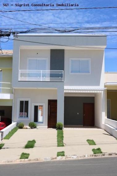 Casa Em Condomínio Para Venda Em Indaiatuba, Jardim Vista Verde, 3 Dormitórios, 3 Suítes, 2 Banheiros, 2 Vagas - 394