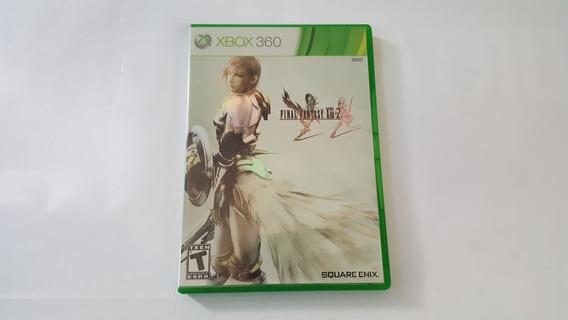 Final Fantasy Xiii 2 - Xbox 360 - Original - Mídia Física