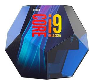 Micro Procesador Intel Core I9 9900k 5.0 8 Núcleos Mexx