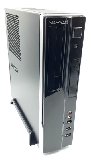 Gabinete Slim Micro Atx Chasis Pc71968 Sem Fonte