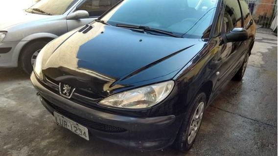 Peugeot 206 1.4 Flex/gnv Ano 2007