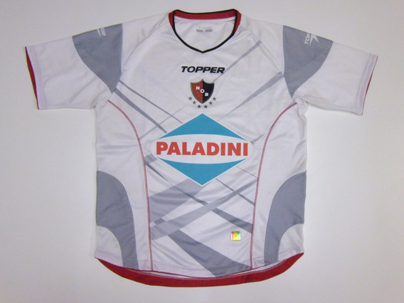 Camiseta Alternativa Newells 2008 Topper Arg.