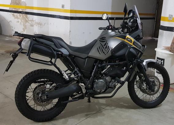 Yamaha Xt 660 Z Tenere Cinza Ano 2015