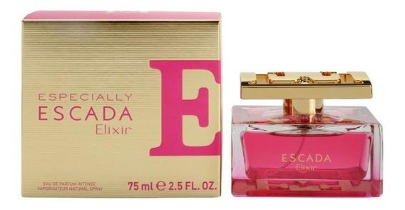 Perfume Especially Elixir Escada Feminino Edp 75ml Original