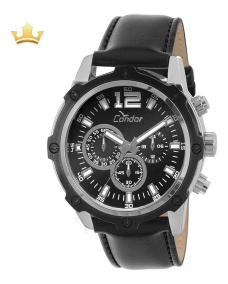 Relógio Condor Masculino Covd54ac/3p Com Nf