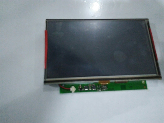 Display Com Touch E Placa De Hbuster Retratil