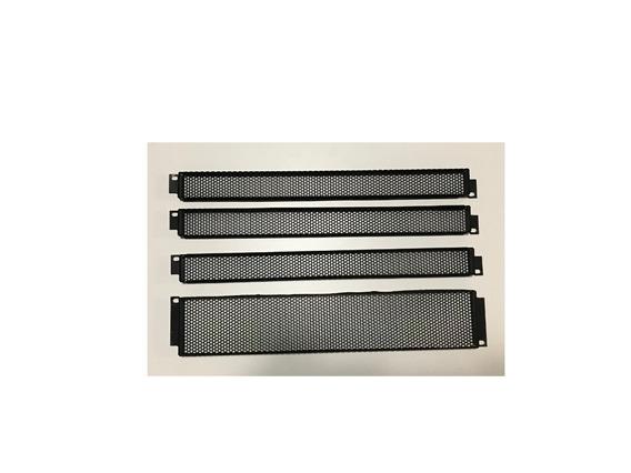 4x Tela Proteção Rack Kit Com 3x1u + 2u