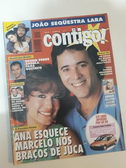 Contigo 1020 Tony Ramos Susana Vieira Galisteu Xuxa Savalla