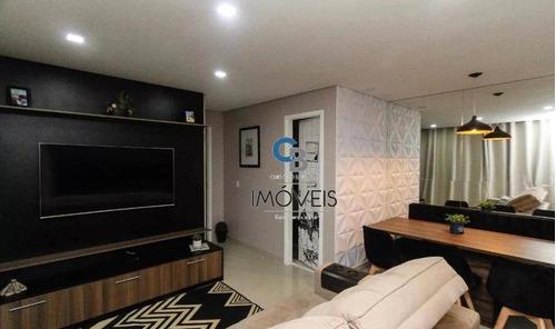 Imagem 1 de 30 de Apartamento À Venda, 65 M² Por R$ 490.000,00 - Vila Prudente (zona Leste) - São Paulo/sp - Ap7520