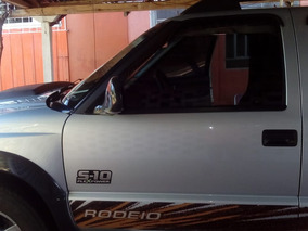 S10 Rodeio 2011 Flex Superinteira