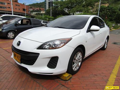 Mazda 3 1.6 Zbnm3 Entry