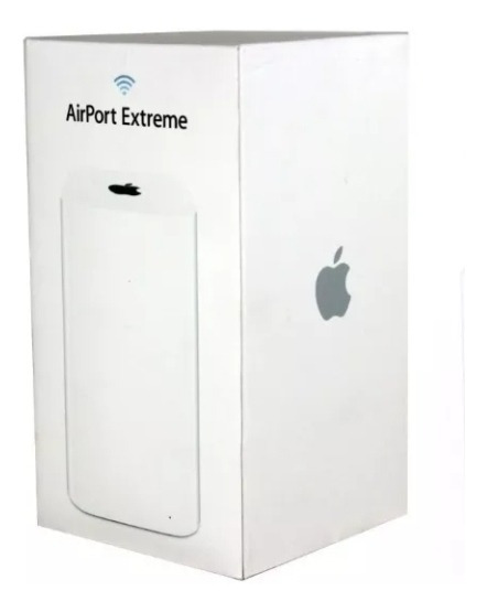 Roteador Apple Airport Extreme 802.111ac Modelo A1521