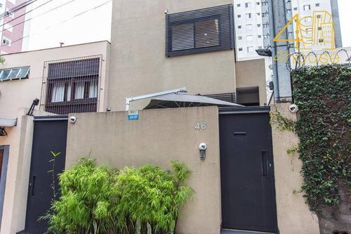 Vila Mariana / Clementino - Linda Casa Comercial Toda Reformada 160m²  02 Pavimentos Na Rua Mirassol Para Venda. - Ca0372