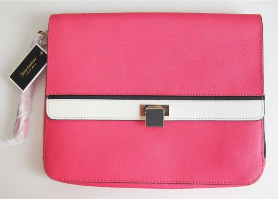 Linda Bolsa Tipo Clutch P/ iPad - Juicy Couture