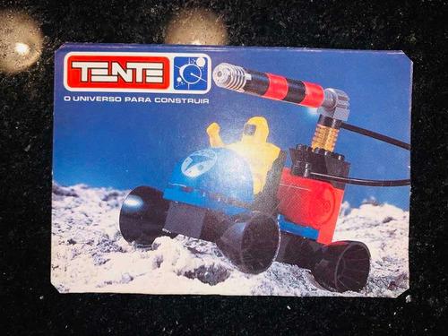 Tente Astro Vehículo De Bloques Vintage (jocsa)