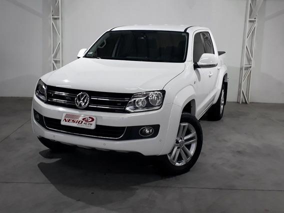 Volkswagen Amarok 2.0 Highline 4x4 Cd 2016