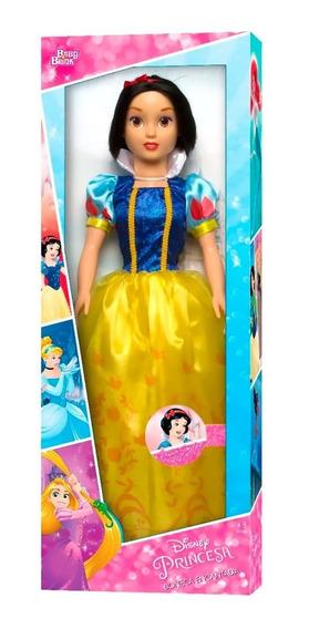 Boneca Branca De Neve Princesa Disney 77 Cm Original