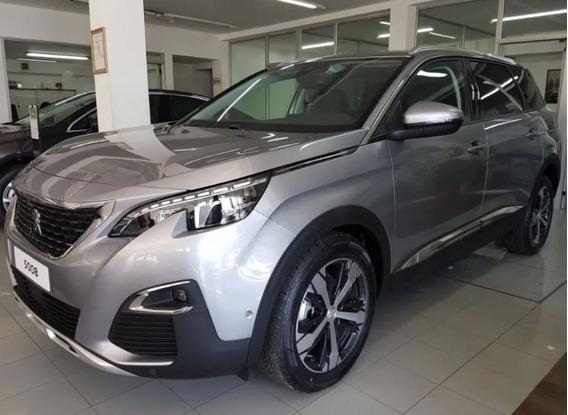 Robayna | Peugeot 5008 Allure Plus Hdi Año 2020 O Km Blanco