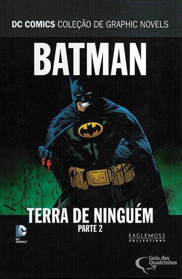 Batman - Terra De Ninguém Parte 2. Coleção Dc Graphic Novels
