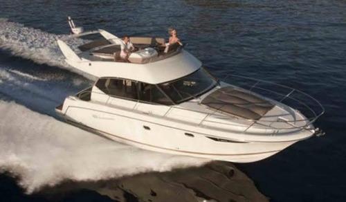 Lancha Prestige 400 Fly Ñ Phantom Sessa Intermarine Azimut