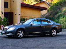 Mercedes Benz Clase S Para Arriendo Matrimonios / Eventos