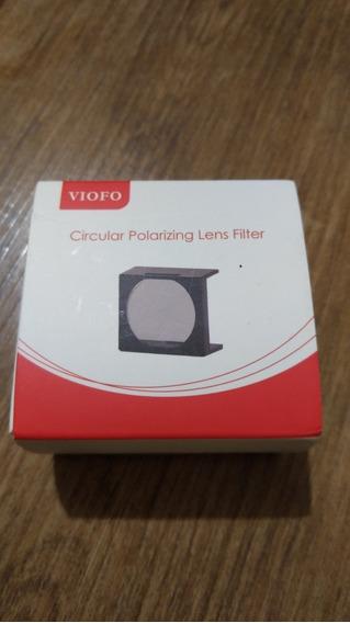 Lente Polarizada (filtro Cpl) Para Dashcam Viofo
