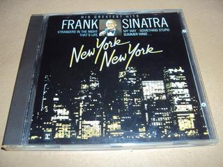 Frank Sinatra - New York New York - Cd Made In Germany 1983