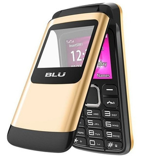 Celular Blu Zoey Flex Flip 3g Radio Fm Dual Sim Bluetooth