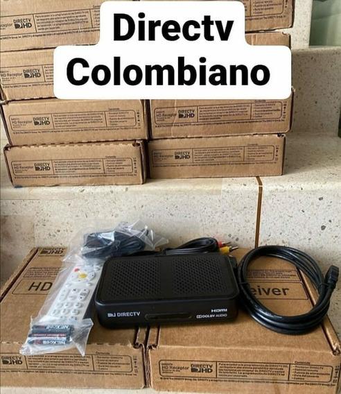 Decodificador De Directv Hd. Colombiano, Totalmente Nuevo.