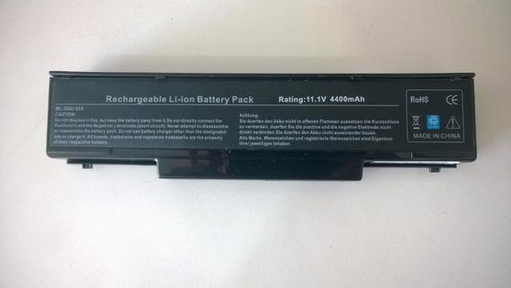 Bateria Para Notebook LG Part Number Squ-524 - 6 Células Cj