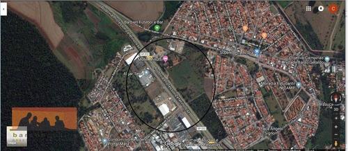 Imagem 1 de 1 de Área Industrial À Venda, Jardim Santa Genebra Ii (barão Geraldo), Campinas. - Ar0007