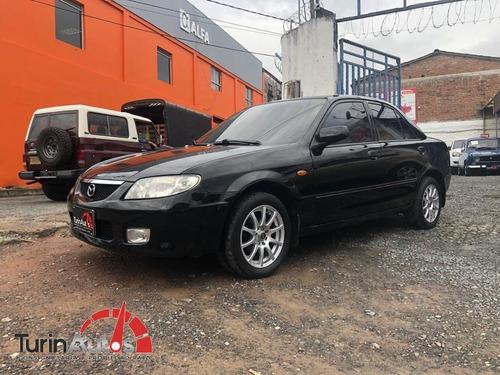 Mazda Allegro Sedan 2004 Mt 1.6