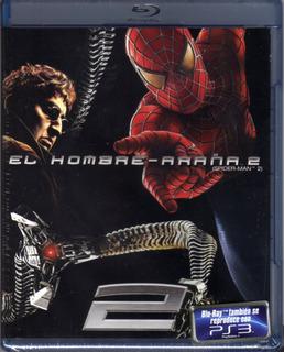 El Hombre Araña 2 ( Marvel ) Bluray Original Nuevo Sellado