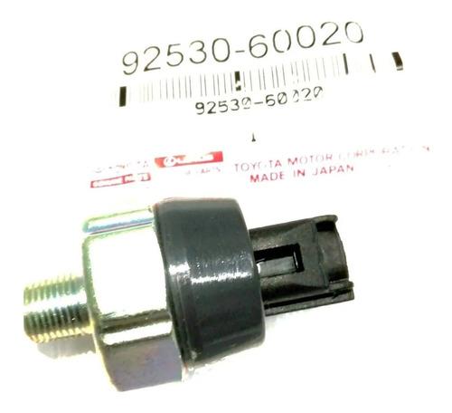 Valvula Sensor Presion Aceite Yaris 2004 2005 2006 2007 2008