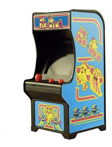 Mini Juego Retro Tiny Arcade Ms. Pac-man 375 E.full