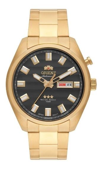 Relógio Orient Automático Masculino 469gp076 G1kx